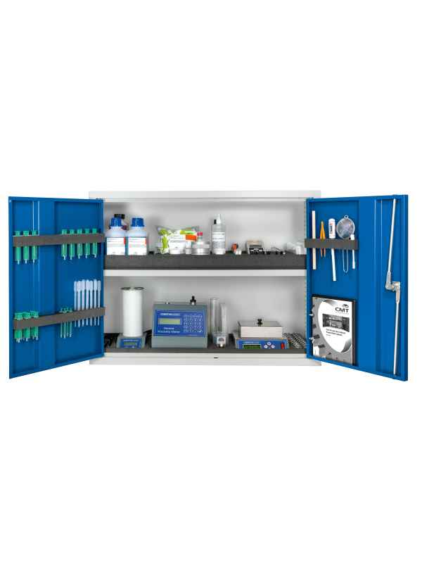 Fuel and Lube Test Cabinet