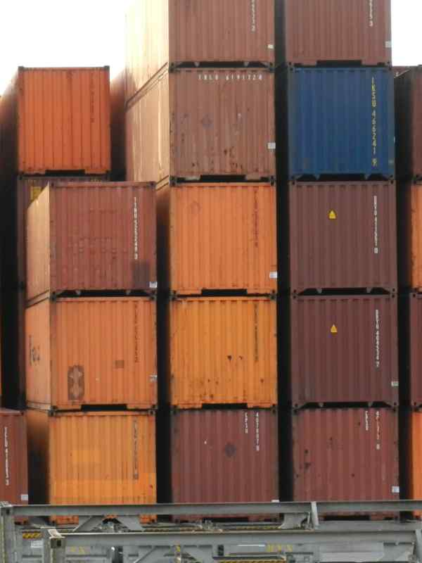 Ship Containers (Placeholder)